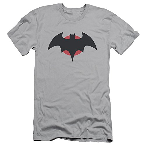 Bruce Wayne Costume Ideas (Justice League Of America DC Com Thomas Wayne Batman Costume Adult Slim T-Shirt)