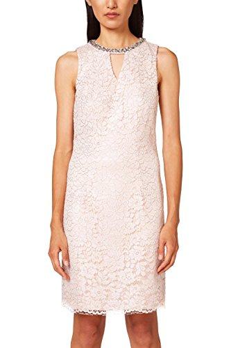Pastel Elegante Vestito 695 Pink Donna ESPRIT Rosa Collection Eq8fxwX