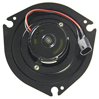 VIOJI 1pc HVAC AC Heater Blower Motor With Wheel Fan Cage Fit Chevrolet Pontiac Oldsmobile Buick