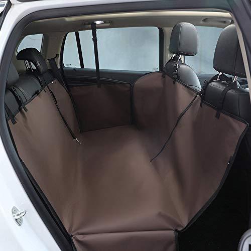 coprisedile Posteriore per Animali Domestici Impermeabile Camion e SUV per Auto QEES