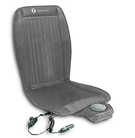 Seat Cushions Automotive HealthMate Products by Wagan IN9886 Cool Air Car Cushion