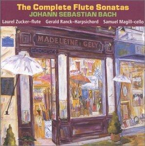 Harpsichord Sonatas Complete (Complete J.S. Bach Flute Sonatas)