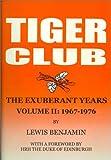 The Tiger Club, Lewis S. Benjamin, 0951559885