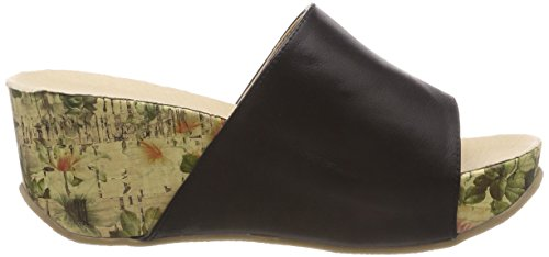 Schwarz 002 Conti Mules Black WoMen Andrea 1545707 Wx8vnHPXnq
