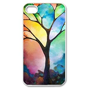 Love Tree Customized Cover Case for Iphone 4,4S,custom phone case ygtg594766