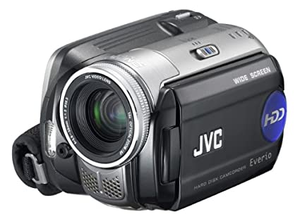 amazon com jvc everio gzmg77 2 0mp ccd 30gb hdd camcorder with 10x rh amazon com