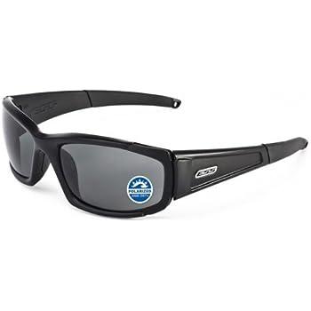 9e01cc66f3b ESS Eyewear CDI Polarized Mirror Gray Glasses 740-0529