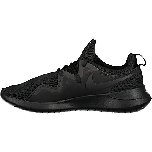 Black 006 Zapatillas Black Hombre Tessen Negro para NIKE 074xqXZwn5