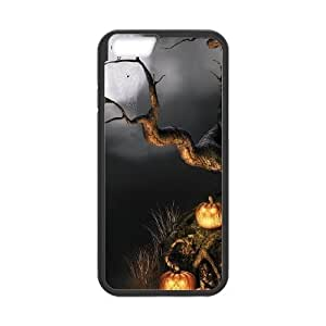 iPhone 6 Plus 5.5 Inch Cell Phone Case Black Halloween scene SLI_691400