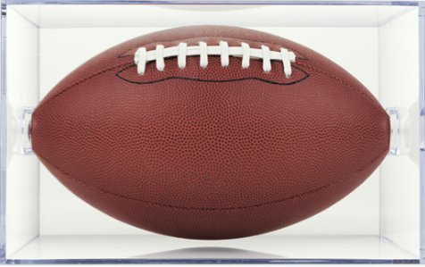 (THE ORIGINAL BALLQUBE BallQube Football Holder)
