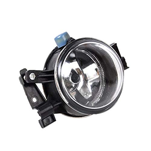 (Xuanhemen Front Right Side Driving Lamp Car Clear Lens Fog Light for Ford Focus 2005-2007 H8 12V 55W 3M51-15K202-AA)