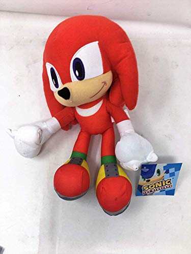 Sonic The Hedgehog Knuckles 8