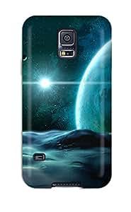 New Premium Flip Case Cover D Skin Case For Galaxy S5