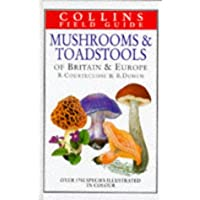 Mushrooms and Toadstools (Collins Field Guide)