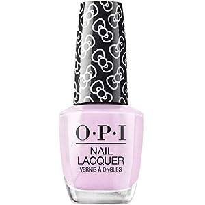 O.P.I Hello Kitty Nail Polish, Pink Shimmer, 15ml – A Hush of Blush