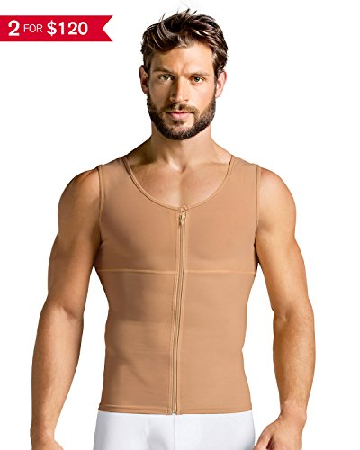 Mens-Abs-Slimming-Body-Shaper-with-Back-Support-Leo