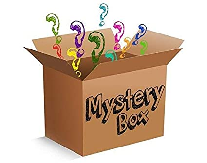 Image result for mystery box