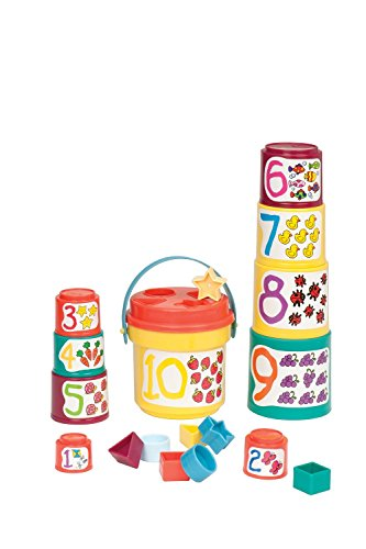 Battat Sort and Stack Toy ()