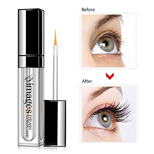 Eyelash Growth Serum, 2018 Upgrade Lash Boost & Eyebrow Growth Serum with Natural Exacts for Longer Thicker Eyelash and Brow, Lash Enhancer Nourish Damaged Lashes to Restore Health and Boost Rapid Gro (Best Eyebrow Serum Uk)