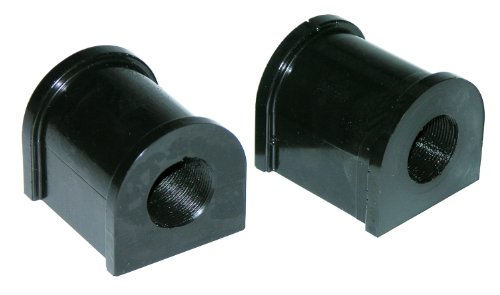 Prothane 6-1160-BL Black 21 mm Rear Sway Bar Bushing Kit