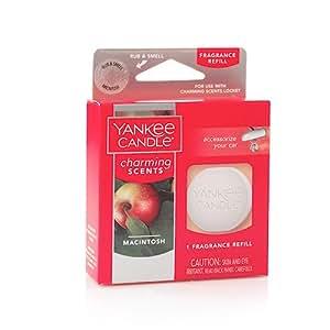 Amazon.com: Yankee Candle Macintosh Charming Scents ...