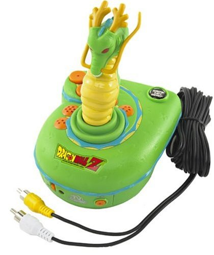 Dragon Ball Z Plug & Play TV Game
