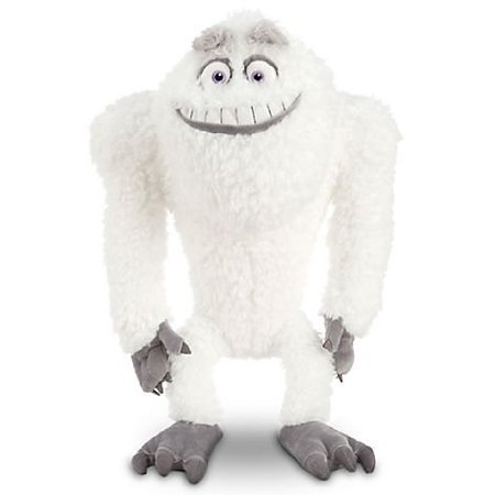 Abominable Snowman Monsters Inc (Disney Monsters Inc. 17' Plush Abominable Snowman Yeti Plush Doll)