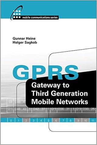 einzigartiges Design Fabrik authentisch Finden Sie den niedrigsten Preis GPRS: Gateway to Third Generation Mobile Networks: Gunnar ...