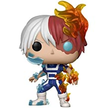 Funko Pop Animation: My Hero Academia-Todoroki - Figura coleccionable, multicolor