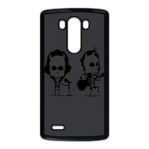 LG G3 Phone Case Black AC-DC TYTH3785634