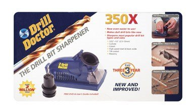 DAREX DD350X 350 DrillBit Sharpener