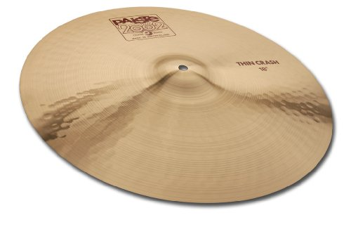 [Paiste 2002 Classic Cymbal Thin Crash 19-inch] (19