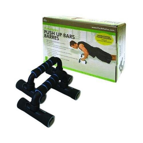 Trimax Sports WTE10193 Purathletics Pushup Bars by Trimax Sports