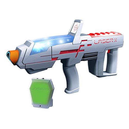 Laser X Long Range Blaster Laser Tag Gun Reviews