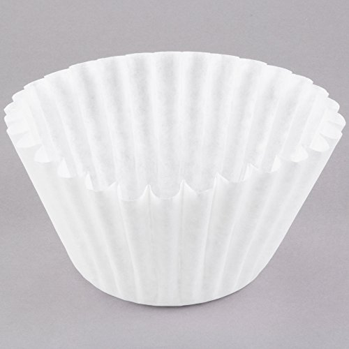 Grindmaster ABB1.5WP 13'' x 5'' Coffee Filter for ABB1.5P and ABB1.5SS Shuttle Coffee Brewer Baskets - 500/Case by Grindmaster