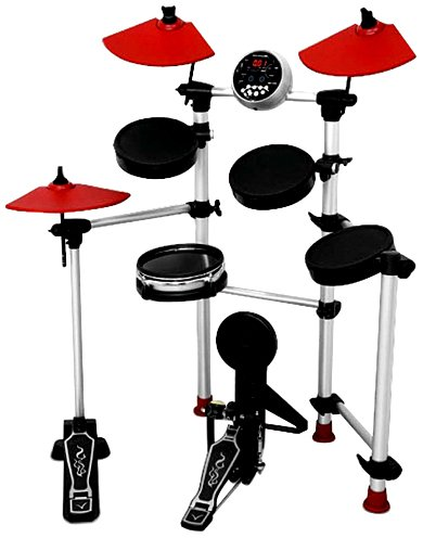 Amazon Com Sound X Smi 1458 Electronic Drum Set Musical Instruments