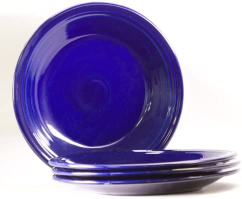 Fiesta 10-1 2-Inch Dinner Plate Super popular specialty store Cobalt Sales of SALE items from new works of 4 Set