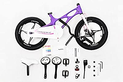 Royalbaby Space Shuttle kid's lightweight magnesium frame bike for boys and girls