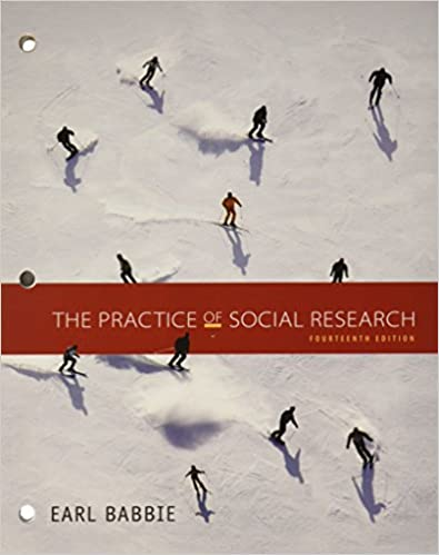 Amazoncom Bundle The Practice Of Social Research 14th Lms