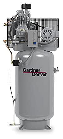 Gardner Denver Reward Series 7.5 HP Reciprocating Compressor ... on