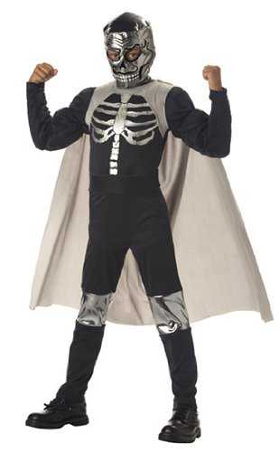 El Muerto Luchadore Costume - Large by Spook Shop