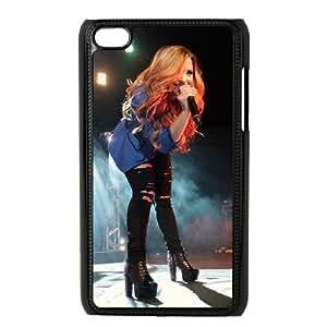 Demi Lovato iPod Touch 4 Case Black Gift pjz003_3195899