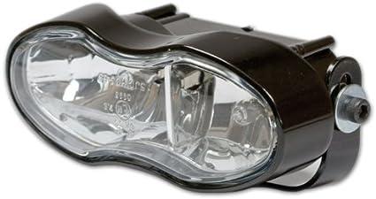Motorrad Fern Und Nebelscheinwerfer Oval Klares Glas 2 X H3 12v 55w Beide E Geprüft Auto
