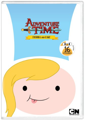 Cartoon Network: Adventure Time - Fionna and Cake (Vol. 4)