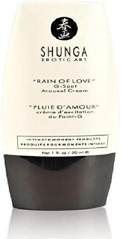 SHUNGA RAIN OF LOVE G-SPOT AROUSAL CREAM: Amazon.es: Electrónica
