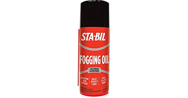 Amazon.com: STA-BIL 6 – o aceite de 22001 Fogging 12oz (6 ...