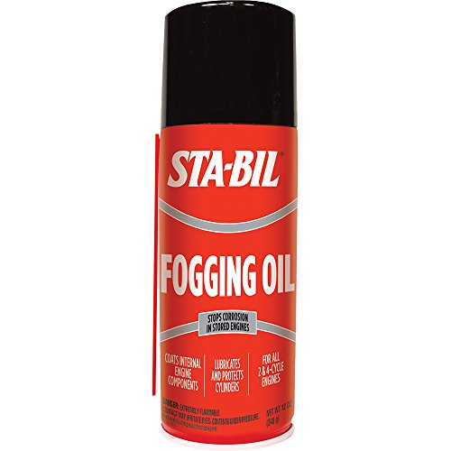STA-BIL 22001 Fogging Oil - 12 av. oz.