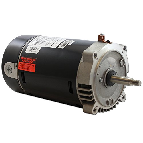 Hayward Super Pump Up-Rated Replacement Motor - 2 Horsepower (56j Replacement Motor)