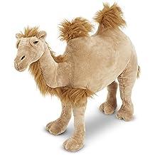 Melissa & Doug Giant Camel - Lifelike Stuffed Animal (nearly 3 feet long)