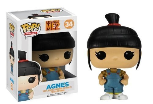 Game / Play Funko POP Movies Despicable Me: Agnes Vinyl Figure, www.despicable.me, despicable, me Toy / Child / Kid
